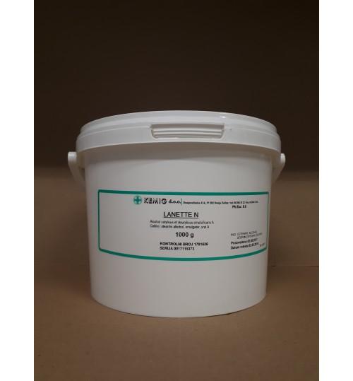 LANETTE N Ph.Eur.  (alcohol cetylicus et emulsificans)