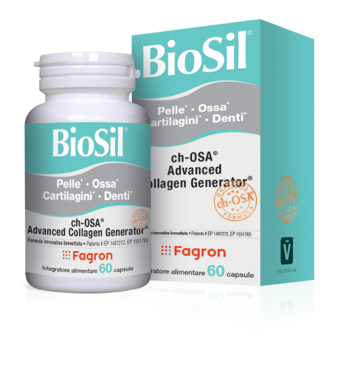 Biosil Vit C 60caps