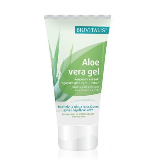 Aloe vera gel Biovitalis