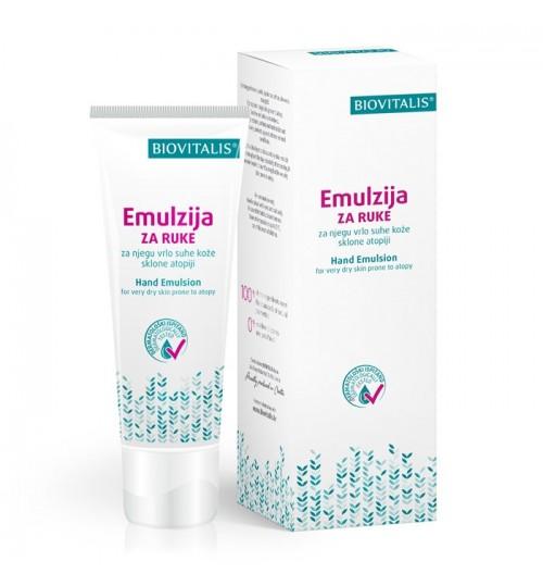 Emulzija za ruke-atopija (Biovitalis) 75 ml