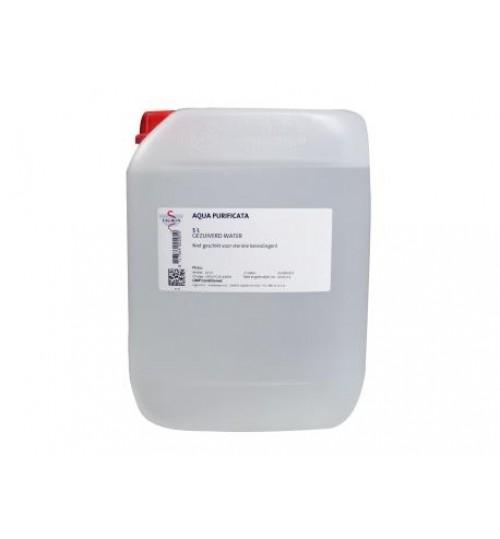 AQUA PURIFICATA Ph.Eur. a 10 L +  2 L (pročišćena voda)