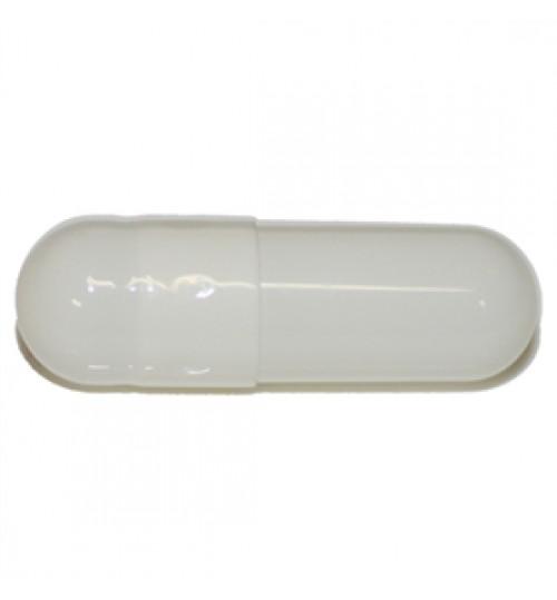 KAPSULE HPMC 0 BIJELE a 1000 komada (celulozne kapsule)