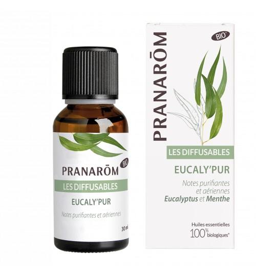 EUCALY PUR BIO 30 ml (mješavina za difuzer) Pranarom