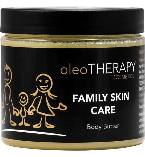 oleoTHERAPY FAMILY SKIN CARE BODY BUTTER