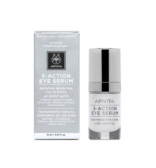 5 ACTION Serum za područje oko očiju
