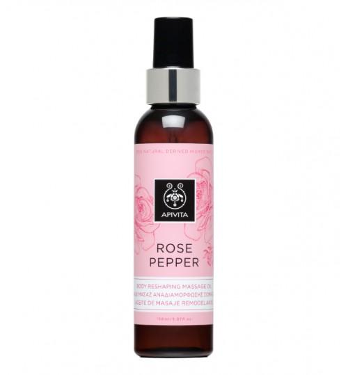 ROSE & PEPPER Anticelulitno ulje za oblikovanje tijela