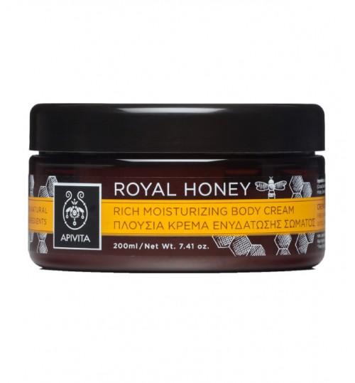 ROYAL HONEY Bogata hidratantna krema za tijelo