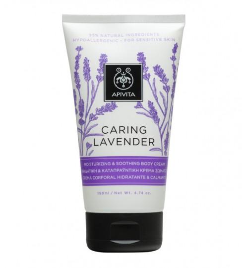 Caring lavender hidratantna i umirujuća krema za tijelo