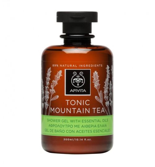 Gel za tuširanje s esencijalnim uljima i grčkim planinskim čajem