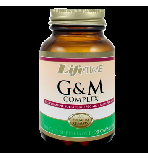 GLUCOSAMINE MSM kapsule