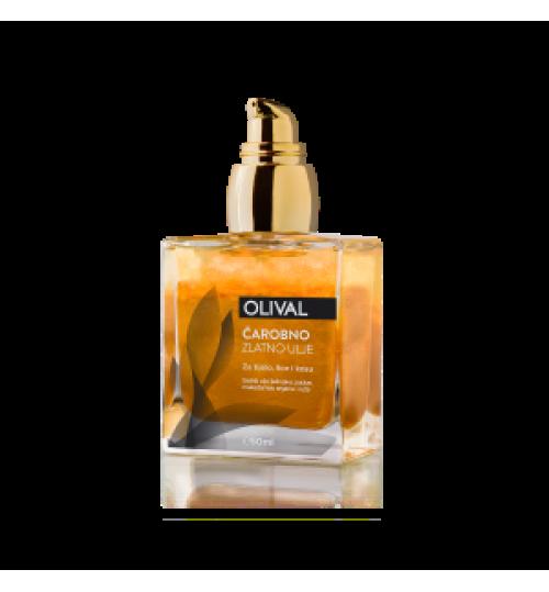 Čarobno zlatno ulje 50 ml  OLIVAL