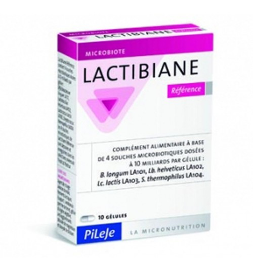 LACTIBIANE REFERENCE TABLETE  10 komada PILEJE