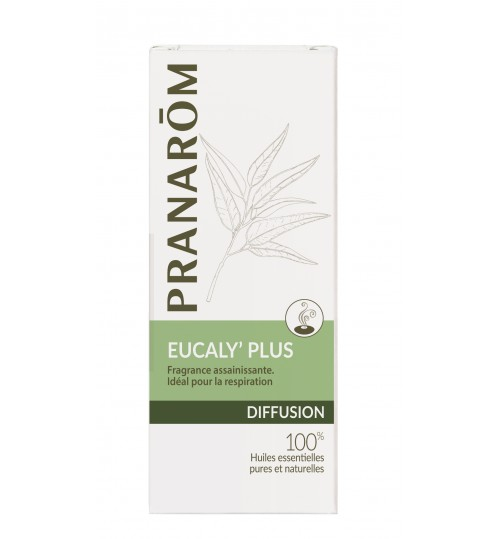 EUCALY PLUS 30 ml (mješavina za difuzer) Pranarom