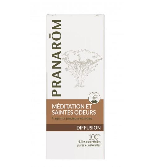 MEDITATION AND  SACRED FRAGRANCES  a 30 ml (mješavina za difuzer)  Pranarom