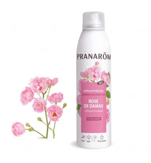 Ruža hidrolat BIO 200 ml Pranarom