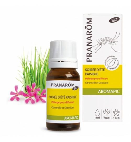 Aromapic Summer - mješavina za difuzer BIO 10 ml Pranarom