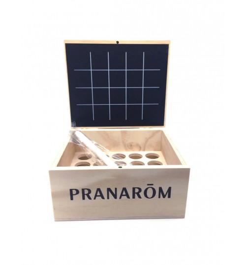 Aroma kutija mini za 20 eteričnih ulja  Pranarom