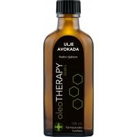 oleoTHERAPY ulje avokada, hladno tiješteno 100 ml (avocado oleum press)