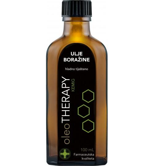 oleoTHERAPY ulje boražine, hladno tiješteno 100 ml (borago oleum press)
