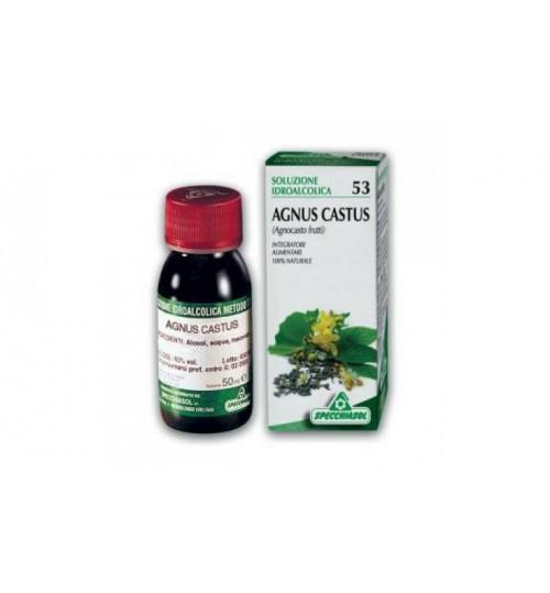 AGNUS CASTUS TINKTURA  50 ml  SPECCHIASOL
