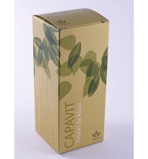 CAPAVIT - LOSION ZA KOSU  a 100 ml Suban