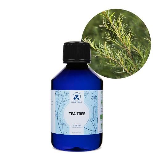ČAJEVAC HIDROLAT  200 ml  organski uzgoj ECOCERT  (Florihana)