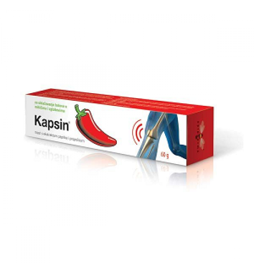 KAPSIN MAST  60 g APIPHARMA