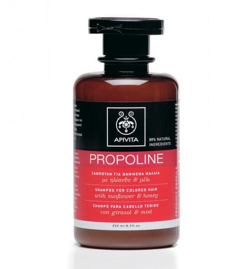 Propoline šampon za obojenu kosu na bazi suncokreta i meda