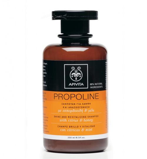 Propoline šampon za sjaj i revitalizaciju s citrusom i medom