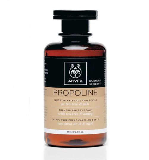 Propoline šampon za suho tjeme s medom i čajevcem