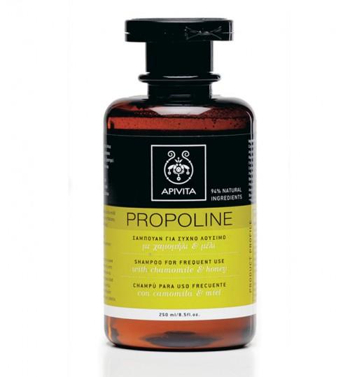 Propoline šampon za učestalu upotrebu s kamilicom i medom