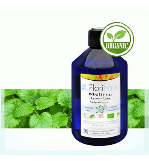 MATIČNJAK HIDROLAT a 200 ml organski uzgoj ECOCERT  (Florihana)