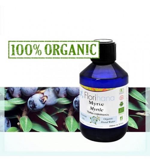 MIRTA CINEOL HIDROLAT a 200 ml organski uzgoj ECOCERT  (Florihana)
