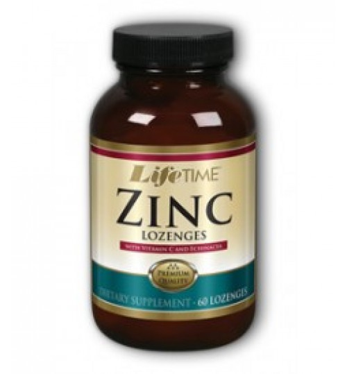 LIFETIME – CINK KOMPRIMATI s vitaminom C i ehinaceom  - tablete za žvakanje sa sladilom
