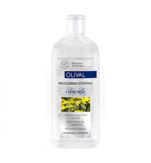 Micelarna otopina s uljem smilja 500 ml OLIVAL