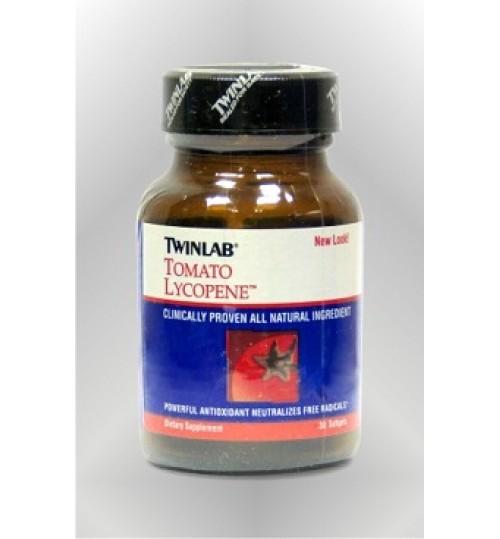TWINLAB - TOMATO LYCOPENE-  likopen iz rajčice - kapsule
